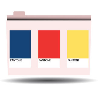 Pantone Fall in Love Heart and Wild