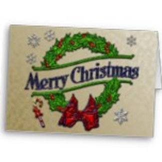 Christmas Cards Holiday Season