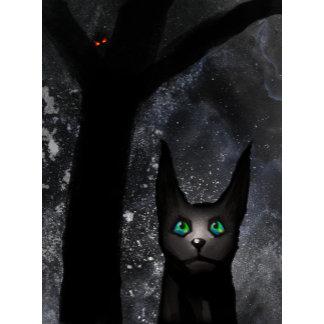Strange Alien Cat