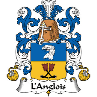 L'Anglois Family Crest
