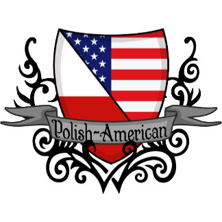 Polish-American Shield Flags