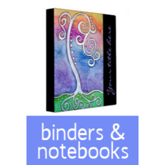 Binders and Notebooks