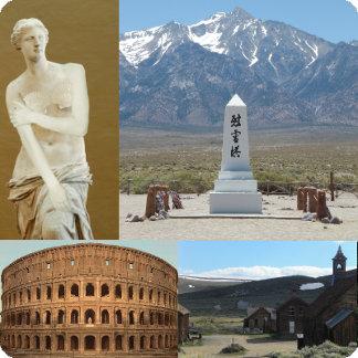 Landmarks and Destinations