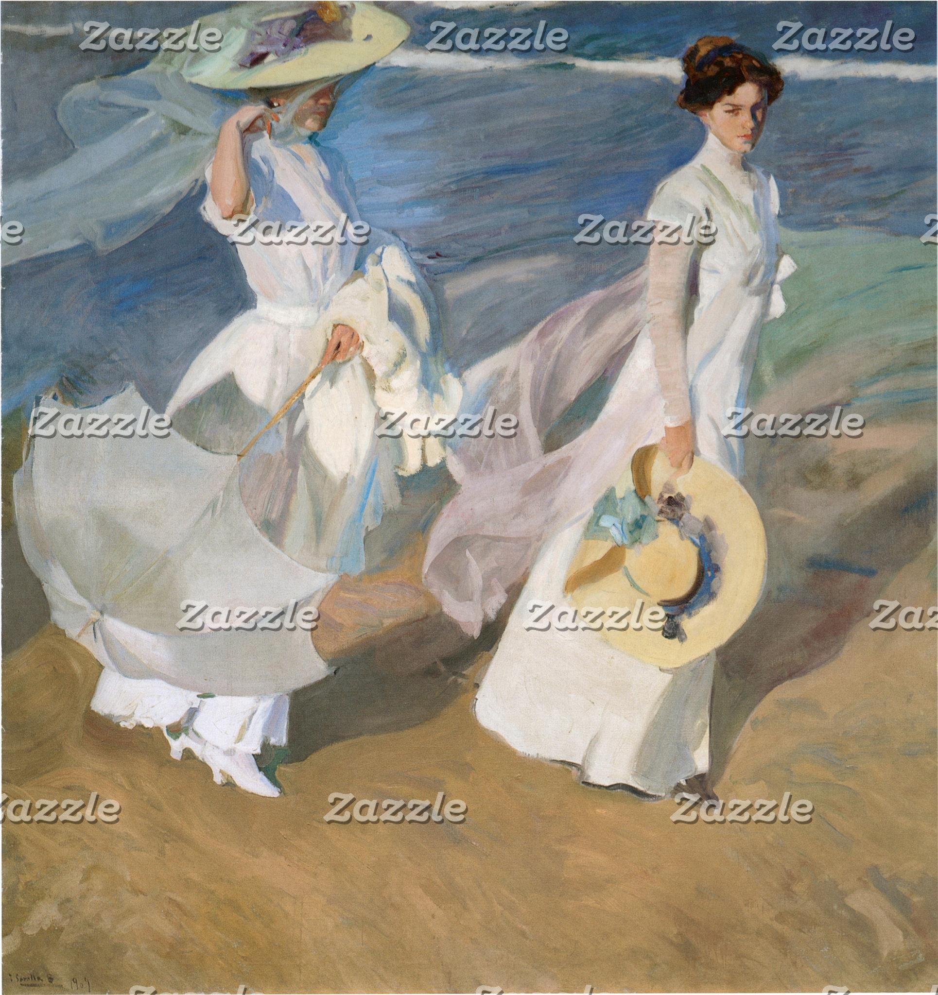 Ladies Wearing White Gifts