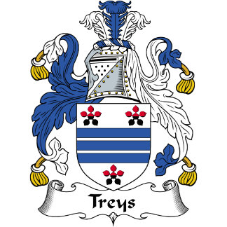 Treys Family Crest