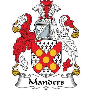 Manders Coat of Arms