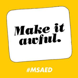 #msaed