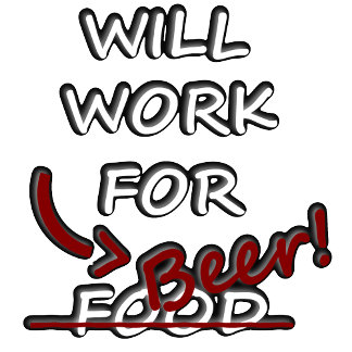 Work for Beer
