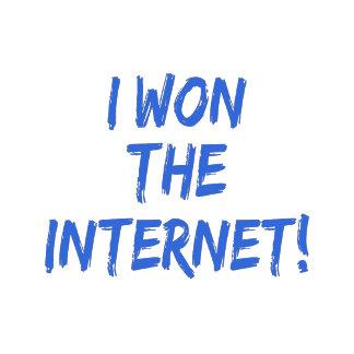 I Won the Internet - Meme