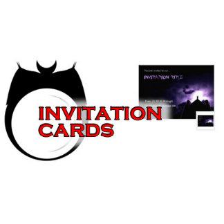 Cards - Invitations