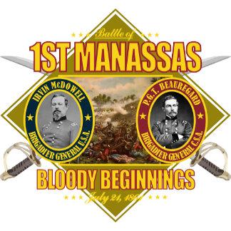 1st Manassas (1st Bull Run)