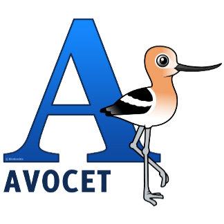 Birdorable Alphabet
