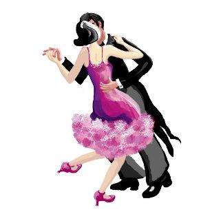 Dance and music ダンス               音楽