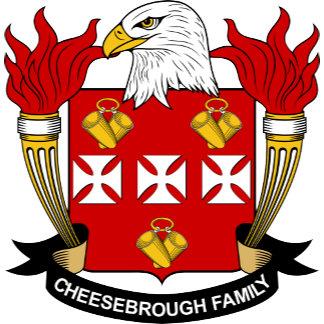 Cheesebrough Coat of Arms