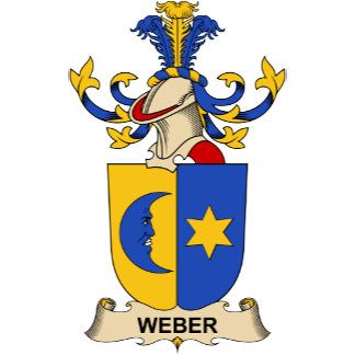 Weber Coat of Arms