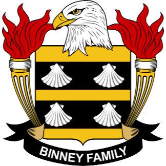 Binney Coat of Arms