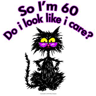 60th Birthday Cat Gifts