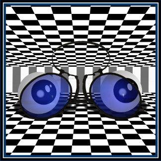 Eyeballs & Eye Glasses