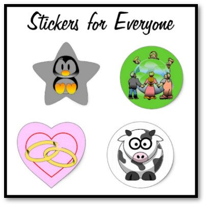 Stickers and Seals for Everyone