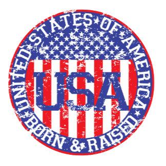 Born and Raised USA