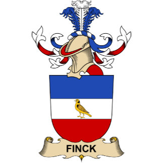 Finck Coat of Arms