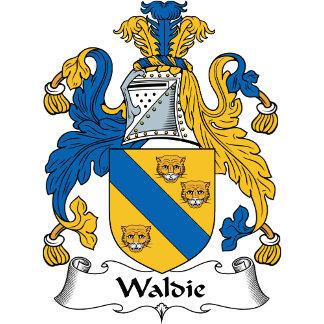 Waldie Family Crest