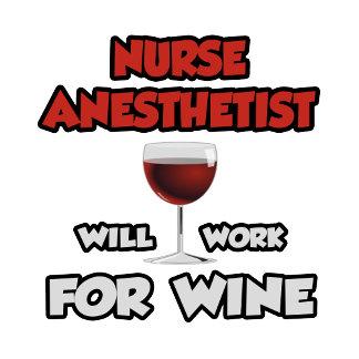 Nurse Anesthetist ... Will Work For Wine