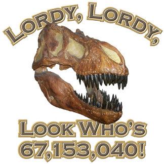 T-rex / Lordy