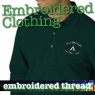 Emroidered National Park Clothing