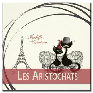 Les Aristochats Noirs de Paris