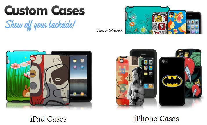 iPad or iPhone 3g / 4g Cases