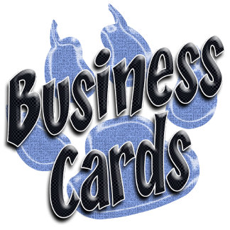 Professional Pet Business Cards