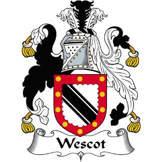Wescot Family Crest