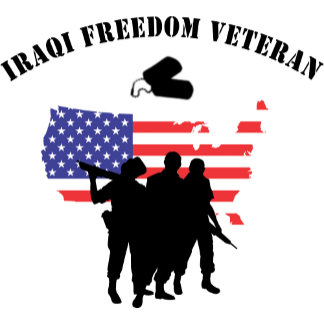 Iraqi Freedom Veteran T-Shirt Gift Cards