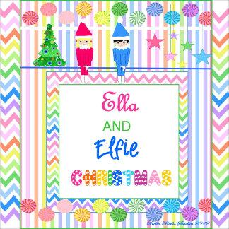 Ella and Elfie Christmas