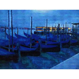 Venice Gondolas Decor and Home Goods