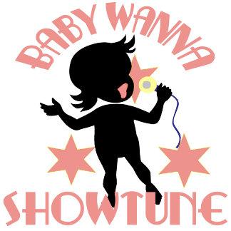 Baby Wanna Showtune (Girl)