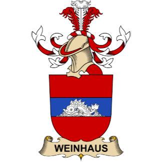 Weinhaus Family Crest