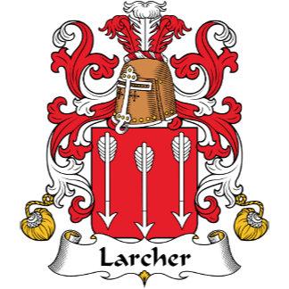 Larcher Family Crest