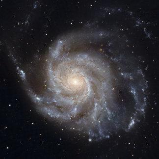 Messier 101, the Pinwheel Galaxy