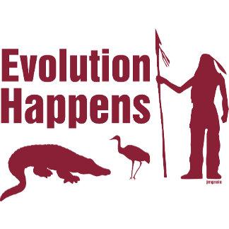 Evolution Happens - Florida