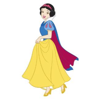 Snow White Smiling