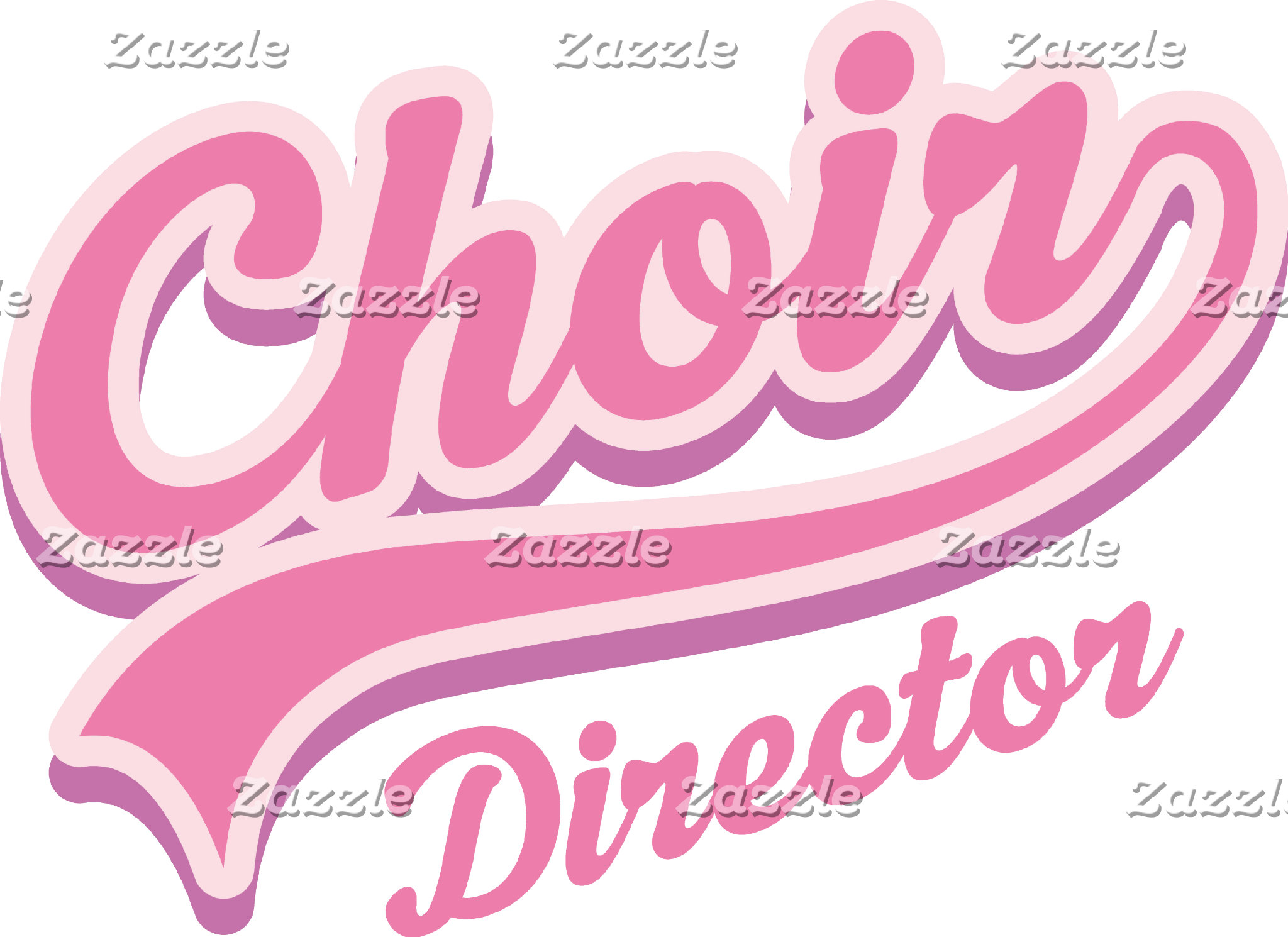 Choir Director T Shirts and Mugs