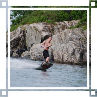 Coastal Wakeboarding