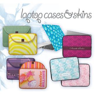 Laptop cases & skins