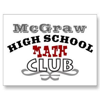 High School Club - Math