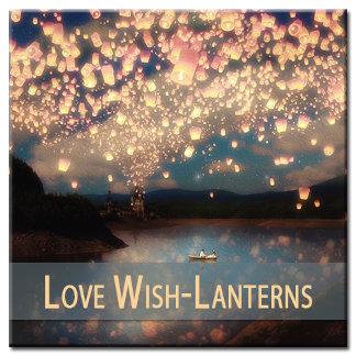 Love Wish Lanterns