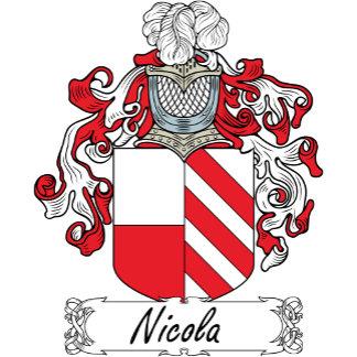 Nicola Family Crest