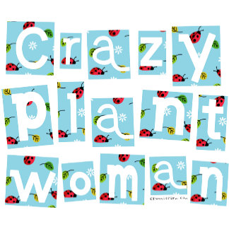 Crazy Plant Woman