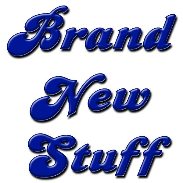 Brand New Stuff